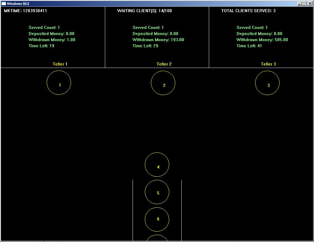 theBank Sim Screenshot